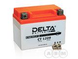 АКБ Delta 12V 9Ah необслуживаемый (СТ 1209, 150х86х108)