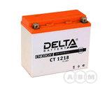 АКБ  Delta 12V 18Ah необслуживаемый (СТ 1218, 177x88x154)