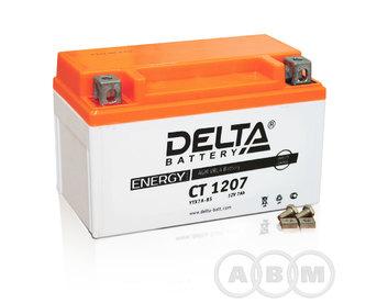 АКБ Delta 12V 7Ah необслуживаемый