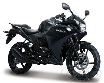Мотоцикл XMOTO GX250R