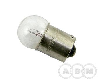 Лампа поворота (белая) 12V 10W