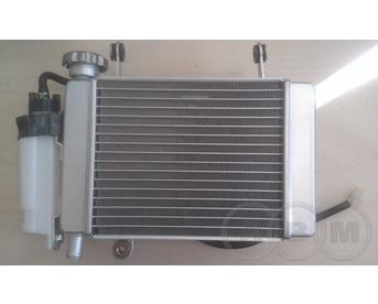 Радиатор в сборе с вентилятором GX250R (2015 -)
