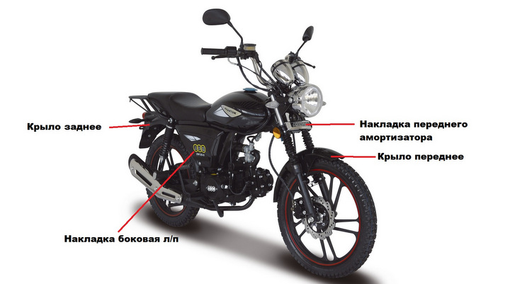 Abm phantom 125cc запчасти купить аккумулятор на dji phantom 3 advanced