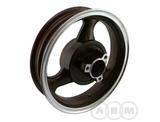 Диск колеса задний 12'' 4Т (диск. тормоз)