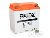 АКБ Delta 12V 10Ah необслуживаемый (СТ 1210, 137х77х135)