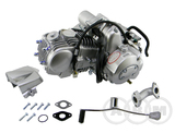 Двигатель 4Т 152FMI Scorpion 125M (2014 -)