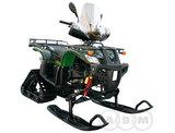 Мотовездеход ABM Apache-track 200
