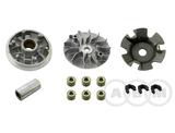 Вариатор (комплект) 152QMI, 157QMJ 125 - 150сс ATV-150, Apache 150, Flash 150, Gust 150, Tornado 150, ZX150S, Volcan 150