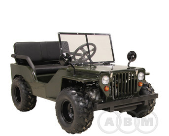 Миниджип Mini Willys