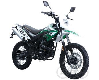 Мотоцикл XMOTO ZR200