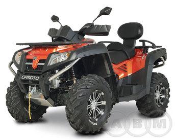 Квадроцикл CFMOTO X8 EPS