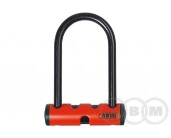 Замок велосипедный 40/130НВ140 U-mini red